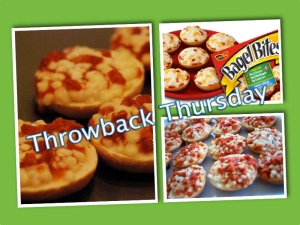 pizza bagels tbt